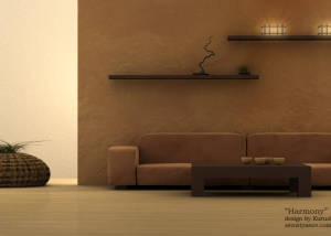 Interior Design 3d Visualization