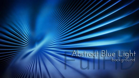 Motion Blue Light
