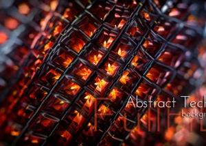 Techno Fiery Metal Clusters