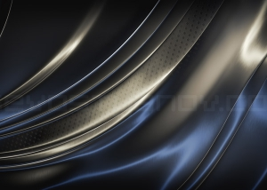 Dark Brushed Metal Background