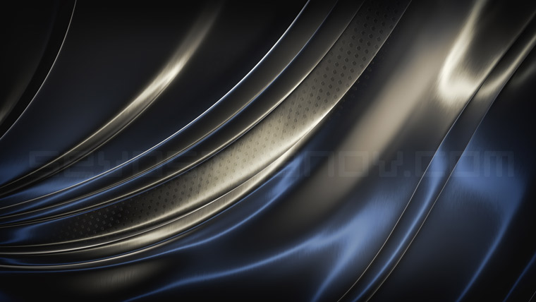 Dark Brushed Metal Background