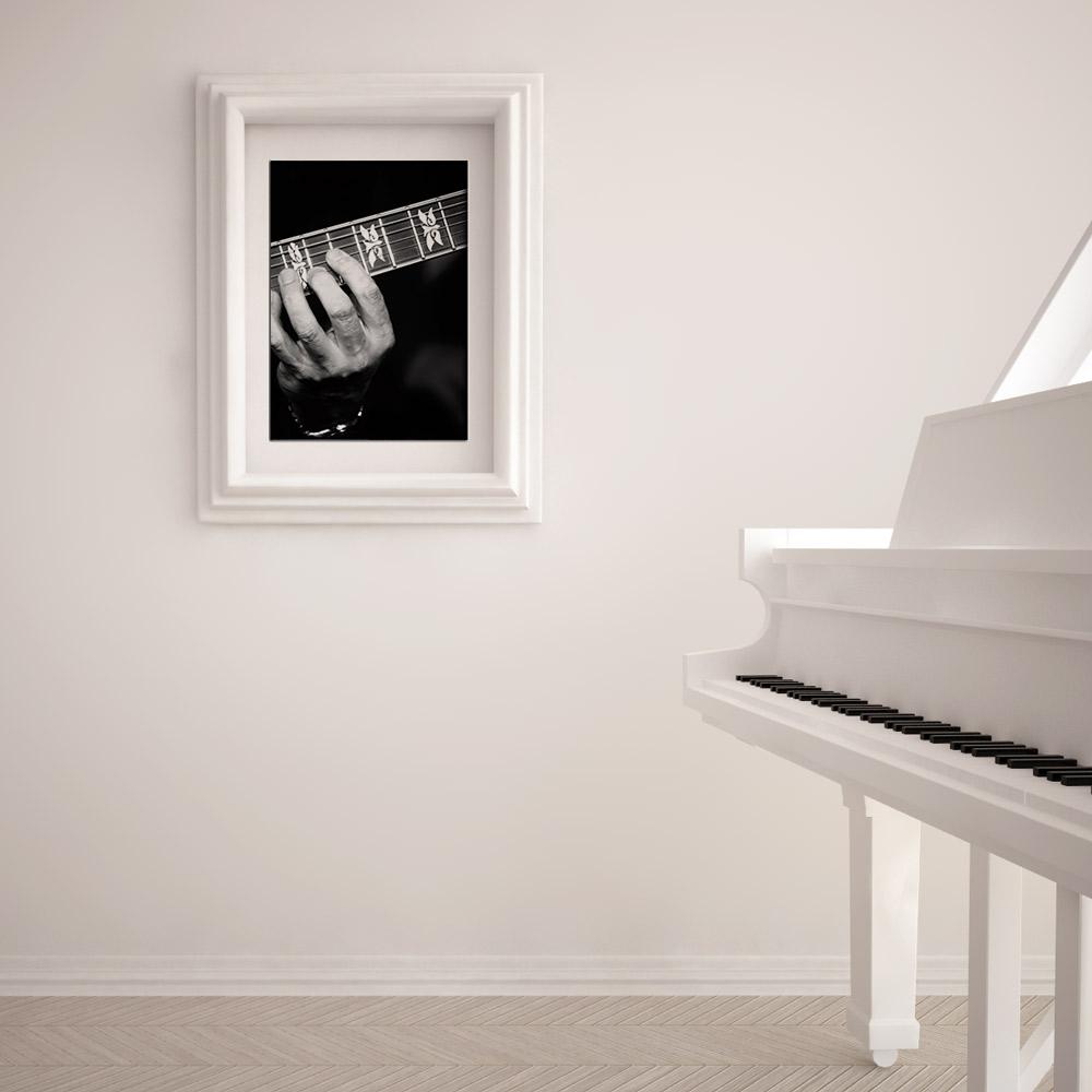 Jazz Interior Wall Art Decor