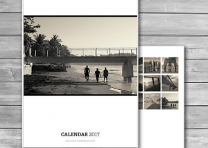 Photo Calendar 2017