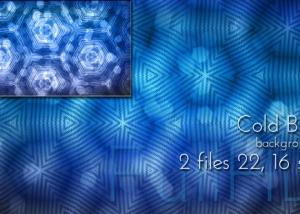 Holiday Kaleidoscope Background
