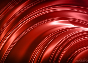 Red Steel Background