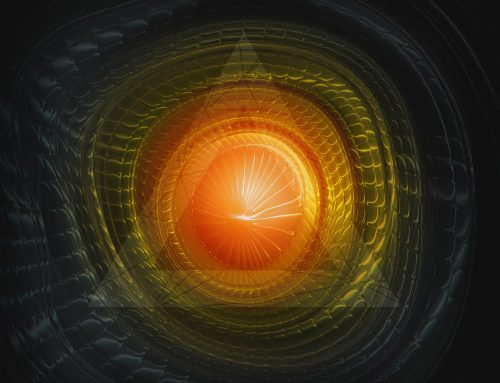 Abstract Techno Machine Background