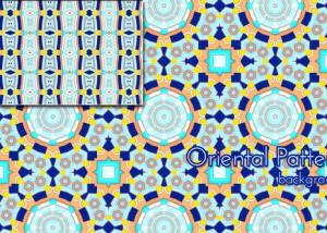 Oriental Pattern Background