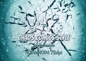 Chaos Comics Wallpaper