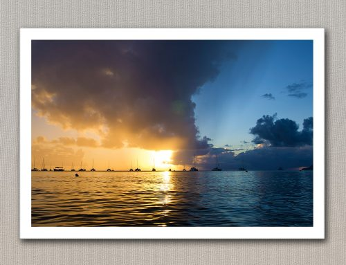 Sunset Photo Print