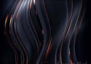 Black Elegant Background