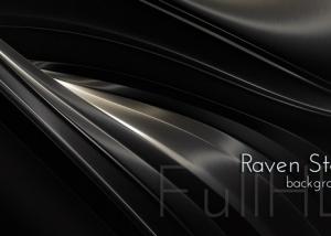 Raven Steel Background