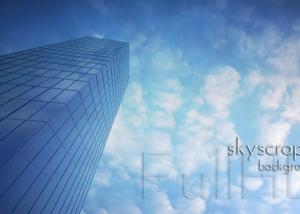 Skyscraper Motion Background