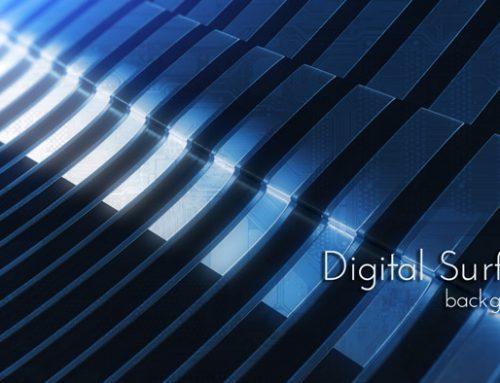 Digital Surface Wallpaper