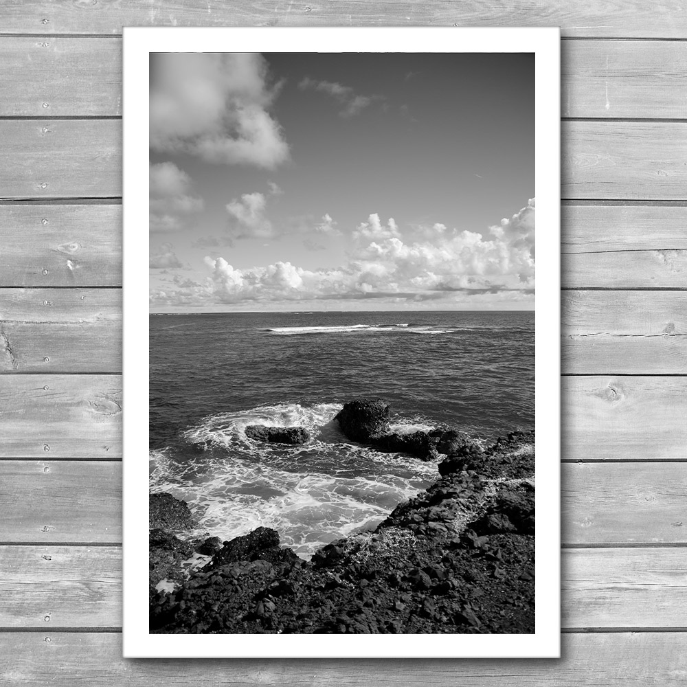Ocean Photo print
