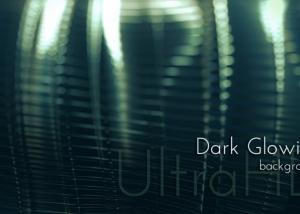 Dark Glowing Background