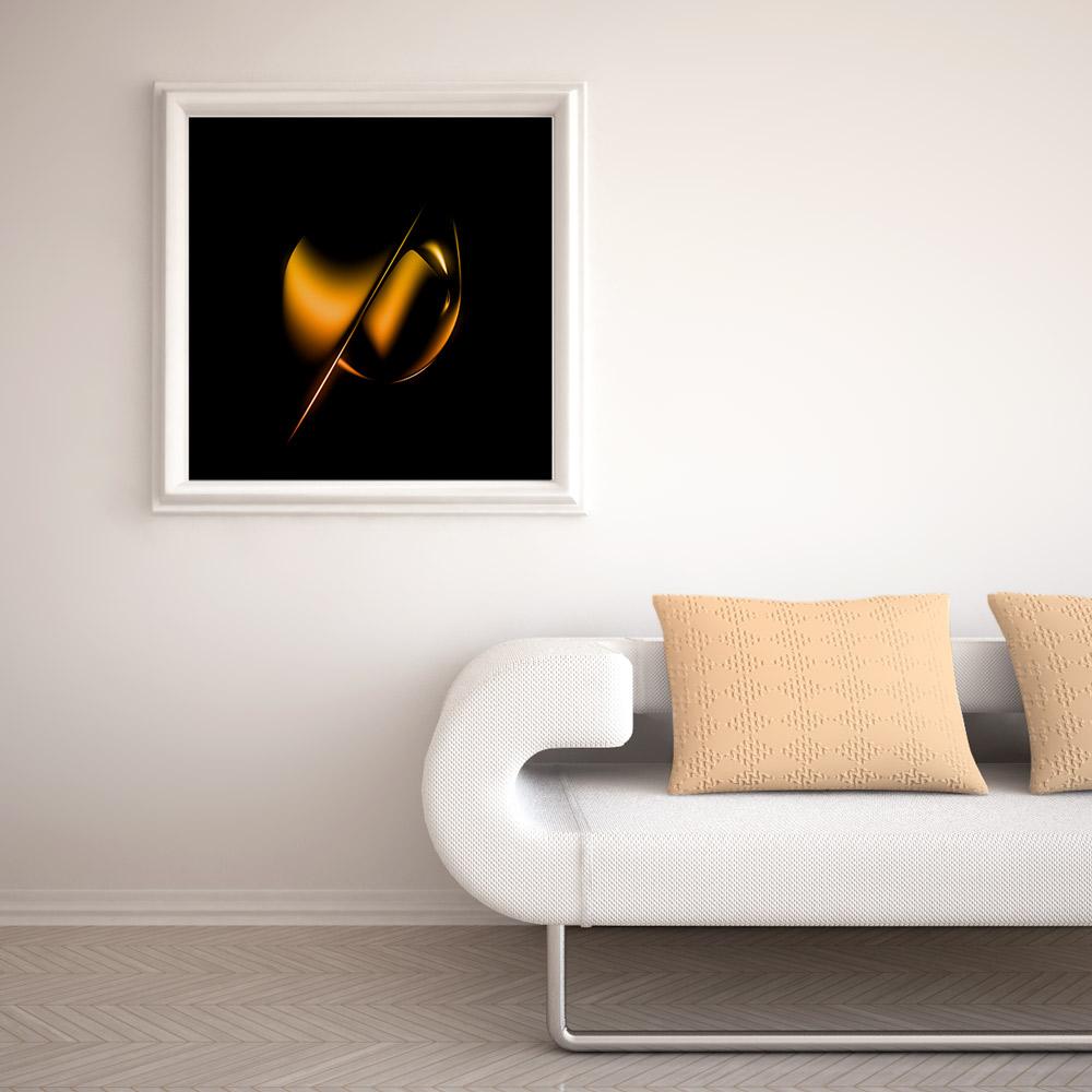 Blade Interior Art Print