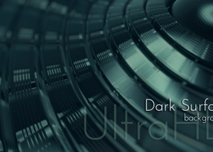 Dark Techno Surface