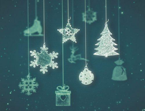 Рождественские Фоны